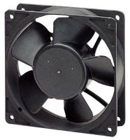 AXIAL FAN, 120MM 12VDC, 105.461CFM, 46.7DBA