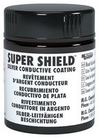SILVER CONDUCTIVE COATING, 12ML JAR, GRY