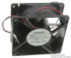 FAN, 92MM, 24VDC, HIGH PERFORMANCE